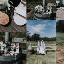 Australiana Pioneer Village Wedding Gemma and Brad
