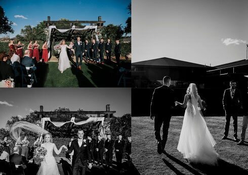 Twin creeks golf and country club wedding